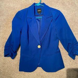 XOXO Royal Blue Blazer Size XS